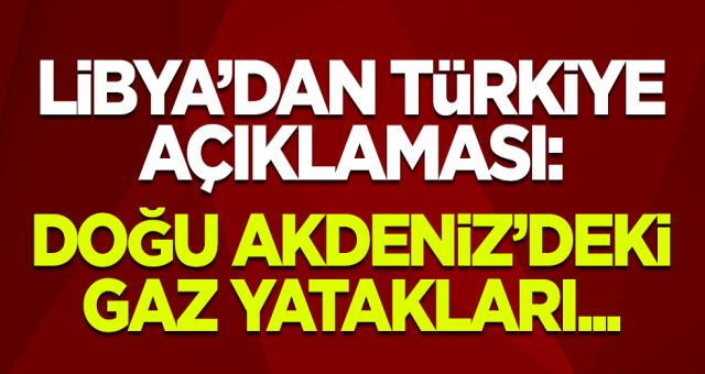 Libya Başbakanı Dibeybe'den Türkiye açıklaması