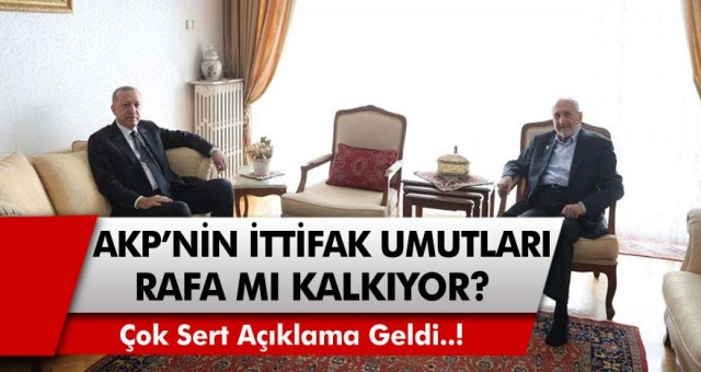 Bülent Kaya'dan Çok Sert Açıklama! Cumhurbaşkanı Erdoğan'ın İttifak Umutları Rafa Mı Kaldırılıyor?