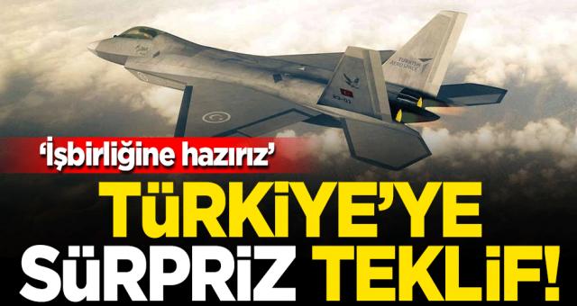Tarihi duyuruldu... Türkiye'ye sürpriz çağrı: İşbirliğine hazırız!
