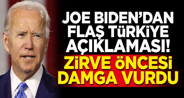 Joe Biden Erdoğan'dan korkuyor! Biden'i çok zorlayacak.