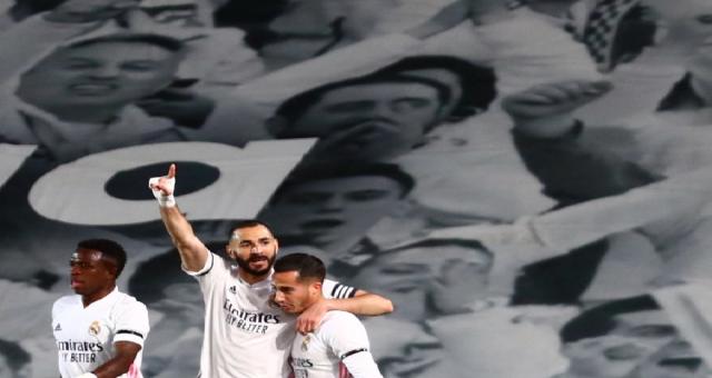 Real Madrid, Barcelona'yı yenerek La Liga'nın zirvesine çıktı