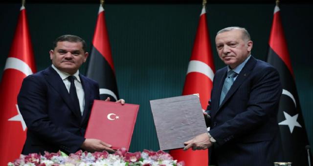 Türkiye ve Libya, çekişmeli denizcilik anlaşmasına olan bağlılığını yeniledi