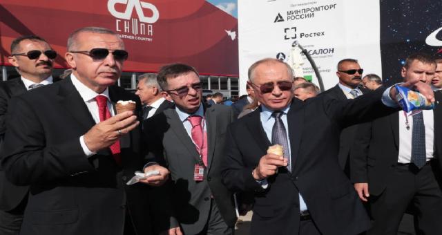 Ukrayna gerilimi Erdoğan ve Putin'in karmaşık ilişkisini test ediyor