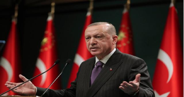 Erdoğan: Türkiye'nin ABD ile ortak çıkarları farklılıklardan ağır basıyor