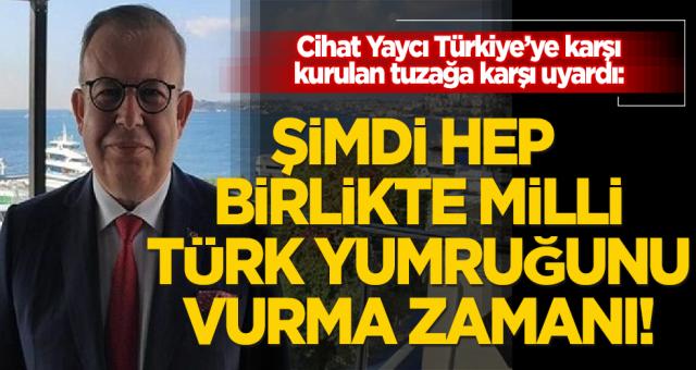 Ermeni soykırımı üzerinden dört yandan tuzağa çekilmeye çalışıyorlar Türkiye'yi