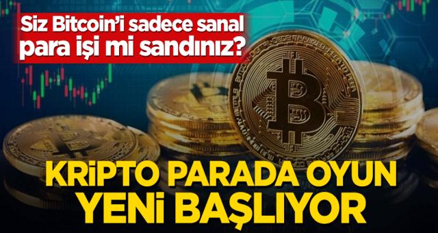 Kripto paralar gerçekten sadece Kripto para mı?