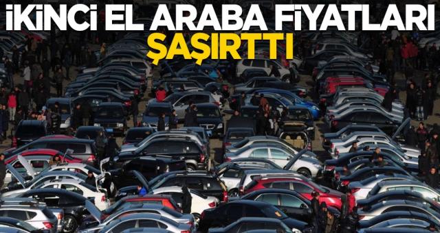 Otomobil Alacaklar Dikkat ikinci el de şaşırtan fiyatlar