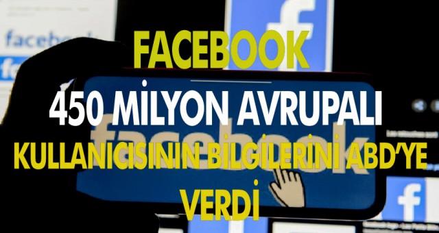 Facebook 'yıkıcı' AB'den ABD'ye veri aktarım yasağıyla karşı karşıya