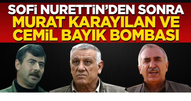 Hain Örgütün Elebaşlarından Sofi Nurettin'den sonra sıradaki leş bomba etkisi yaratacak