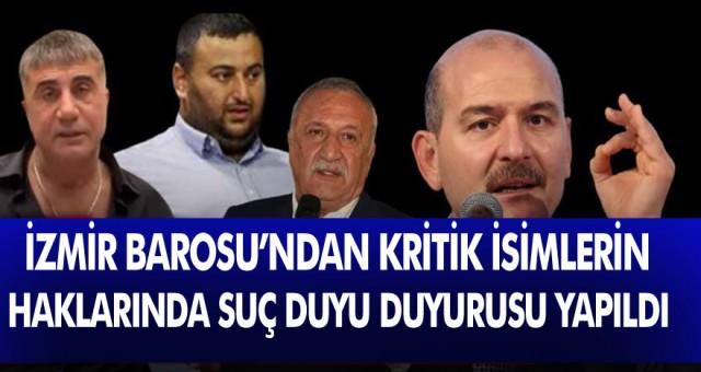 Sedat Peker'in Videoları ortalığı sarsmaya devam ediyor Adı geöenler hakkında suç duyurusu yapıldı