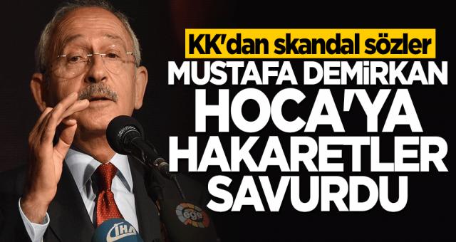 Din ve Din Adamı düşmanlığı Bay Kemal'e hakarat yapma özgürlüğü mü veriyor?