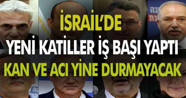 Netanyahu'nun Netanyahu'ları İsrail'de göreve başladı