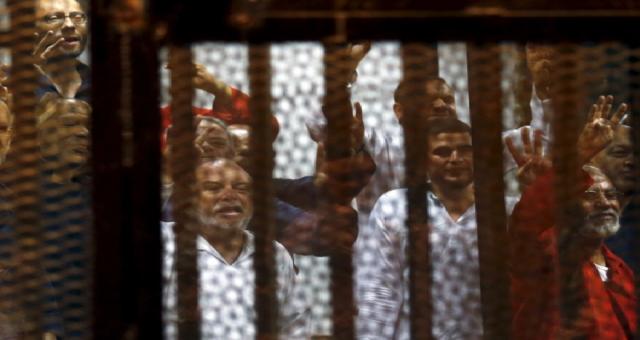 Mısır, 12 Müslüman Kardeşler üyesi için idam cezasını onayladı