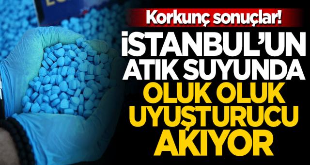 İstanbul'lulari bekleyen büyük tehlike! Atık sulardan çıkanlar mide bulandirdi