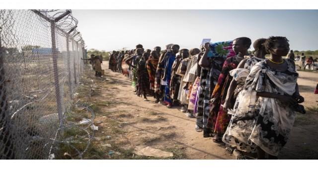 BM Dünya Gıda Programı 41 milyon kıtlığın eşiğinde