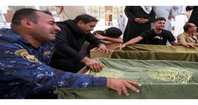 Irak'ta Kovid hastanesinde çıkan yangında ölü sayısı artıyor