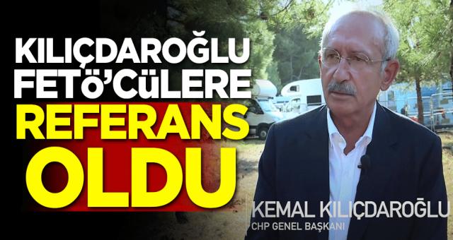 Kılıçdaroğlu'ndan fetocu hainlere açık sponsorluk destegi