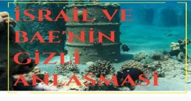 Gizli İsrail-BAE petrol anlaşması, değerli Eilat mercanlarını tehlikeye atıyor