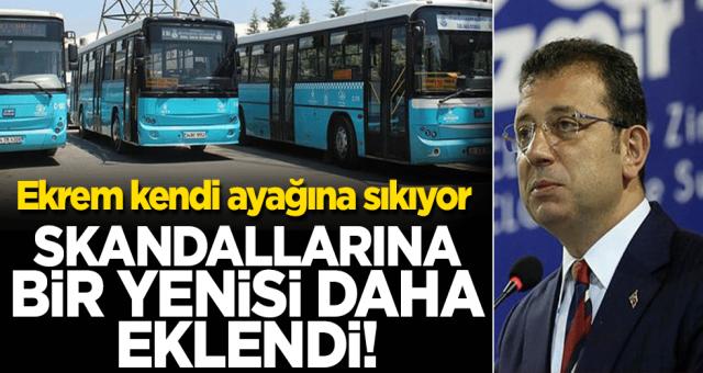 İstanbul'un turist Başkanı Ekrem İmamoğlu