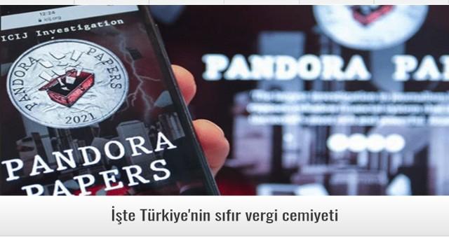 İşte Türkiye'nin sıfır vergi cemiyeti