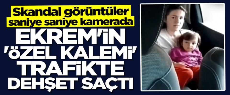 İstanbul'u terör merkezi haline getiren Ekrem İmamoğlu ve ekibi halka saldırmaya başladılar