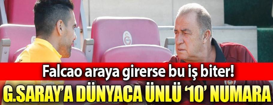 Belhanda'nın yerine James Rodriguez! İspanyollar Galatasaray'ı heyecanlandırdı