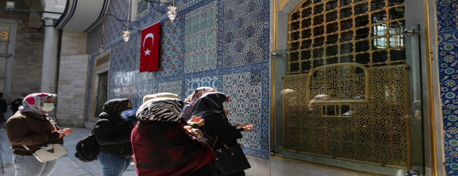 Müslüman Alemi  koronavirüsün gölgesinde Ramazan'a başladı